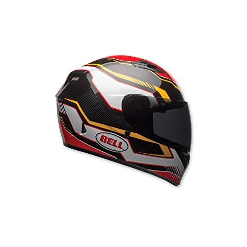 Bell Qualifier Unisex-Adult Full Face Street Helmet Torque BlackGold Large DOT-Certified