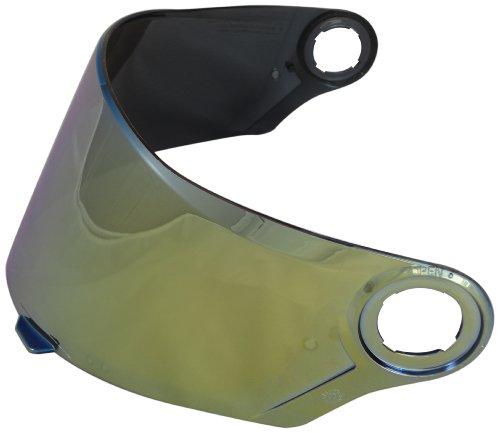 LS2 Helmets Visor for FF385387396 Helmets Gold