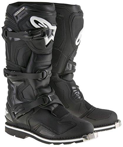 Alpinestars Tech 1 All Terrain Off Road Motocross Boots Black Size 9