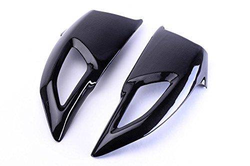 Bestem  CBDU-DVL-AIC-M  Full Carbon Fiber Air Intake Covers for Ducati Diavel 2011 - 2013