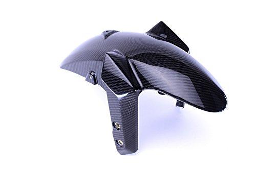 Bestem CBYA-FZ9-FFD-MT Full Carbon Fiber Front Fender in Twill Weave for Yamaha FZ-09MT-09