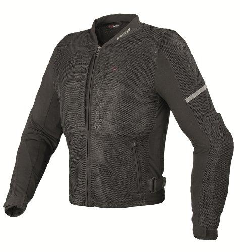 Dainese City Guard Motorcycle Jacket Black (large)