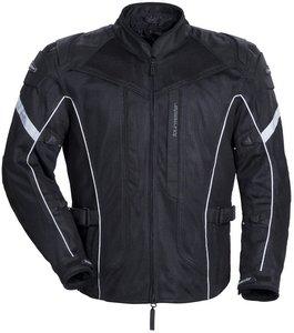 Tourmaster Sonora Air Men's Textile Motorcycle Jacket (black, Large)