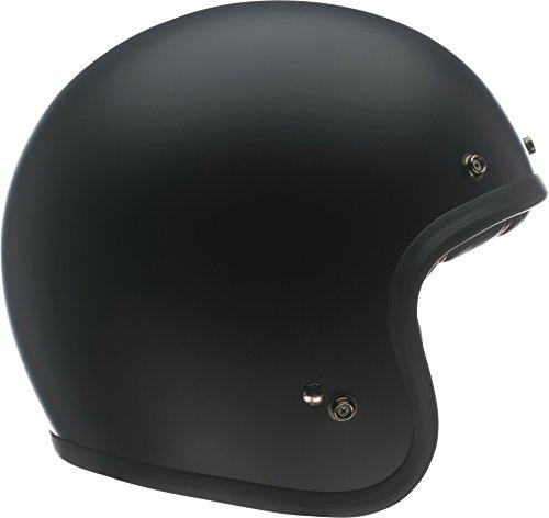 Bell Custom 500 Classic Helmet - Solid Matte Black - Large