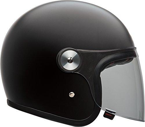 Bell Riot Classic Helmet - Solid Matte Black - Medium