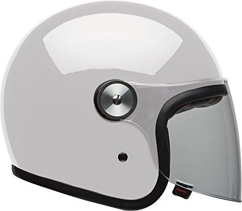 Bell Riot Classic Helmet - Solid White - Medium