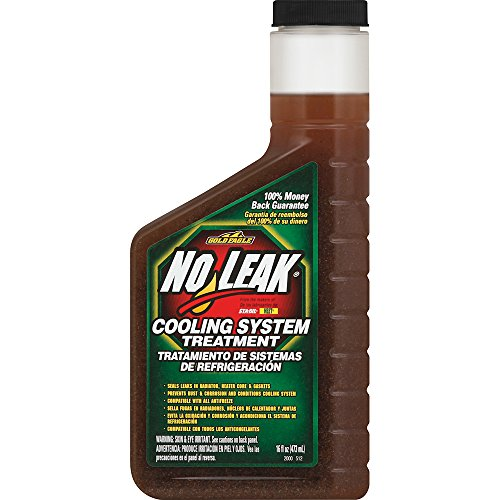 No Leak 2000 Cooling System Treatment, 16 Fl Oz.