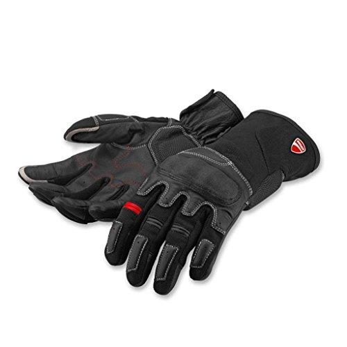 Ducati 981024705 Motard Gloves - Large