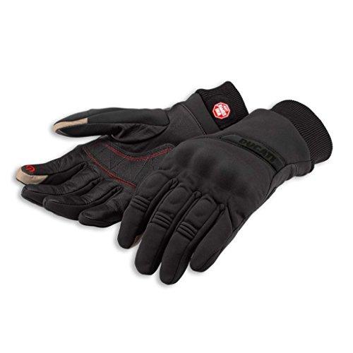 Ducati 981024804 Urban Textile Gloves - Medium