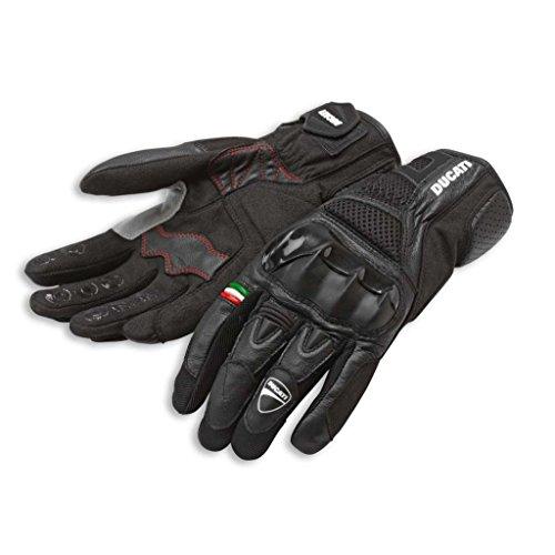 Ducati 981028264 City Leather Gloves - Medium