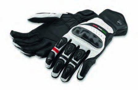 Ducati Diavel 14 Gloves BlackWhite M