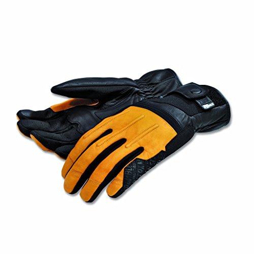 Ducati Scrambler Streetmaster Gloves - BlackYellow Medium