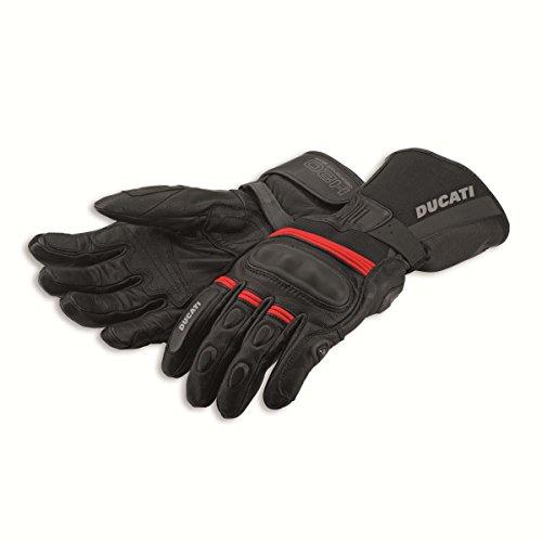 Ducati Tour C2 Fabric-leather Gloves Size Medium 9