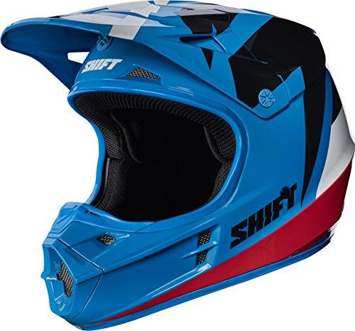 2017 Shift White Label Tarmac Helmet-Blue-XL