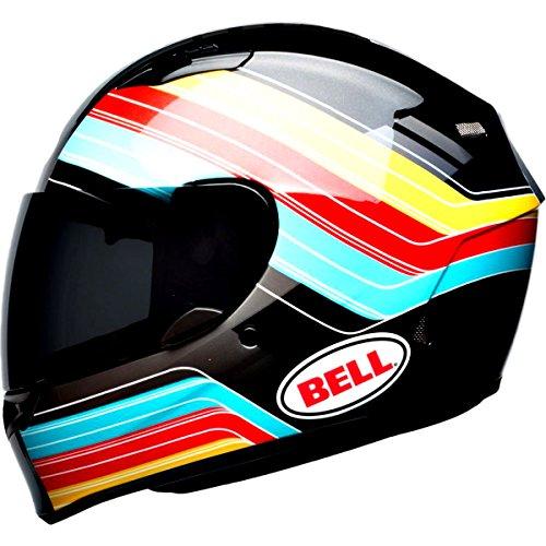 Bell Command Adult Qualifier Street Helmet - BlueRedYellow  X-Large