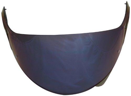 LS2 Helmets Visor for FF386 Helmets Blue