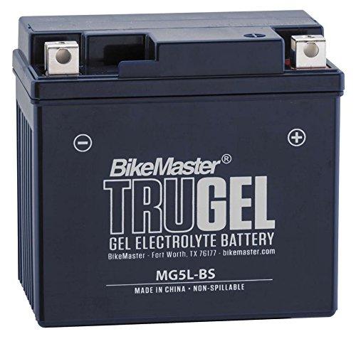 New BikeMaster TruGel Motorcycle Battery - 2005-2007 KTM 525 EXC Racing