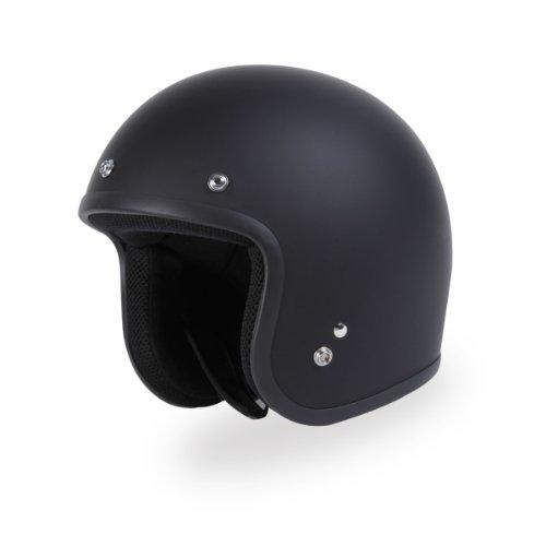 TORC T50C Route 66 34 Helmet Flat Black X-Large