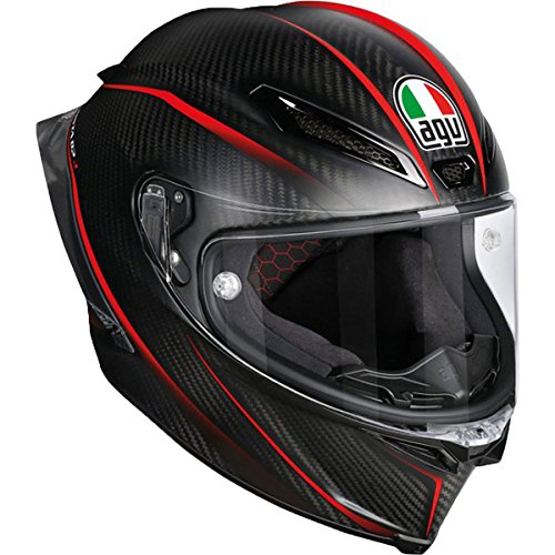 AGV Pista GP-R GP-9 Adult Helmet - Red  X-Large