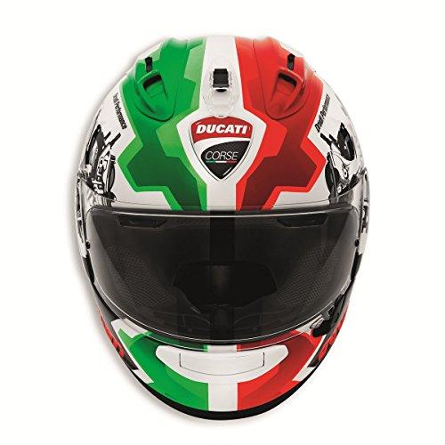 Ducati Corse V2 Helmet by Arai 981036866 XL