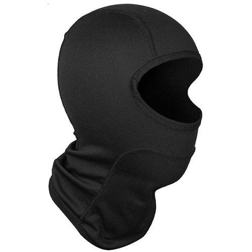 Cortech Journey ST Adult Balaclava Snocross Snowmobile Helmet Accessories - BlackBlack  One Size Fits Most
