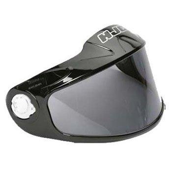 HJC Dual Lens Fog Free Shield LS-Air 3 Snocross Snowmobile Helmet Accessories - Color Smoke