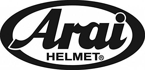 Arai Helmets 810070 Shield Cover Set for Corsair V Helmet - Edwards 2014