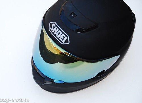 Gold X11 CX1V CX-1V Shoei helmet visor shield RF1000 TZR XR1000 RF 1000 xr 1