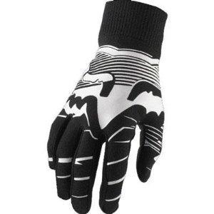 Fox Racing Mudpaw Speedy Men's Motox Motorcycle Gloves - Black / Large