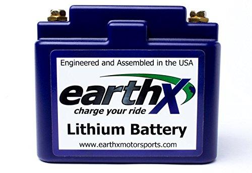 Earthx Etx36e Lithium Battery Harley Davidson 1803cc Cvo Flh Touring