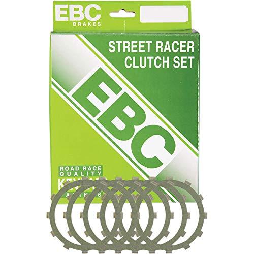 EBC Brakes SRC Street Racer Clutch Kit Compatible for Harley-Davidson Electra Glide 1985