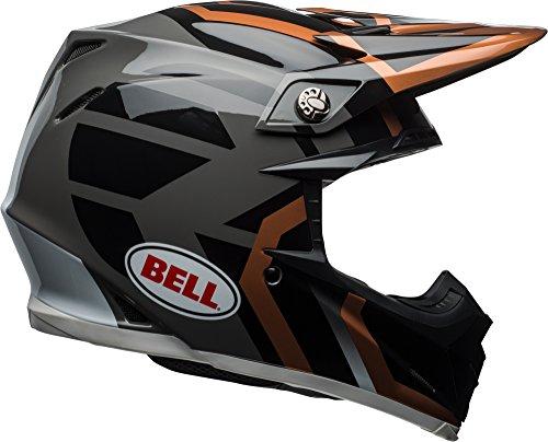 Bell Moto-9 MIPS Offroad Helmet - District Copper - X-Large