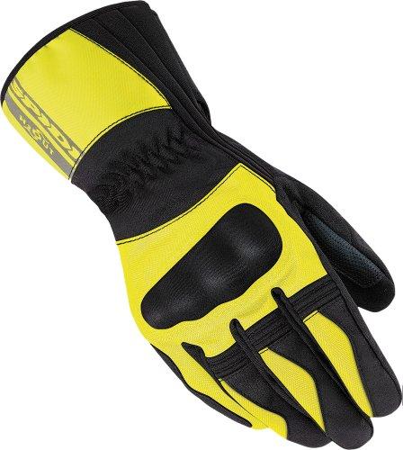 Spidi B51-486-2X Glove Voyager H2Out BlackYel 2Xl Made by Spidi