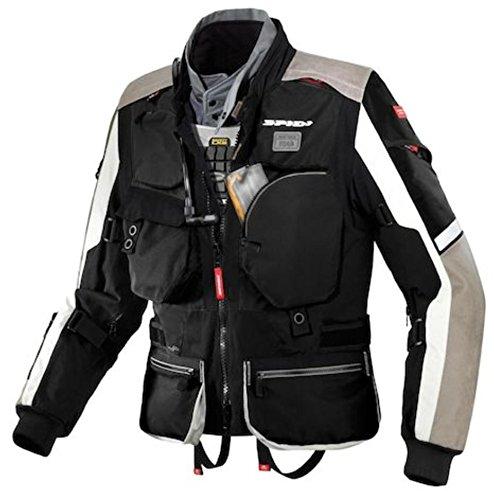 Spidi Hard Track H2OUT Jacket Black 3XL