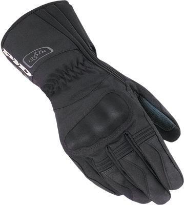Spidi Sport SRL Voyager H2Out Gloves Distinct Name Black Gender MensUnisex Size 2XL Primary Color Black B51-026-2X