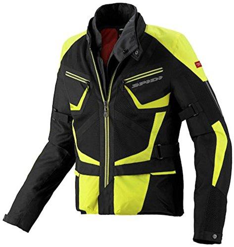 Spidi Ventamax H2Out Jacket Flou Yellow XL