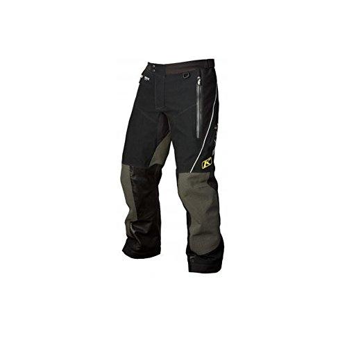 Klim Adventure Rally Men's Off-road Motorcycle Pants - Black / Size 36