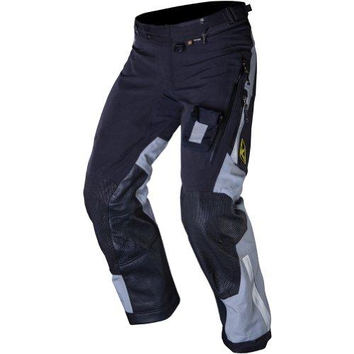 Klim Adventure Rally V2 Men's Dirt Bike Motorcycle Pants - Gray / Size 34