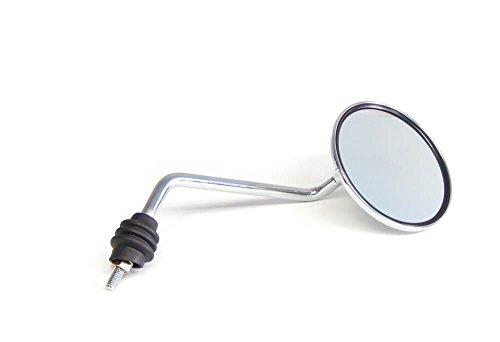 Vespa ET2 ET4 Chrome Mirror Right Hand