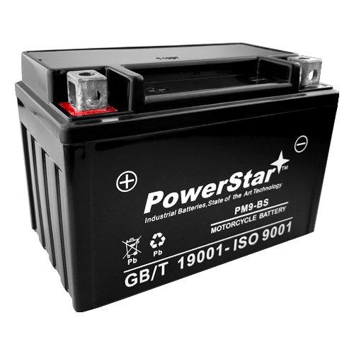 YTX9-BS Sealed Battery Piaggio Vespa ET4 sealed Polaris Outlaw 450 07-08
