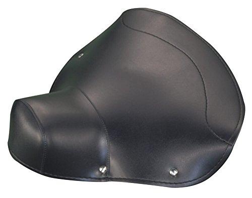Saddle Seat Cover Black 60-65 Vintage Vespas VBB VNB