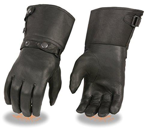First Mfg Mens Ultra Long Gauntlet Gloves M