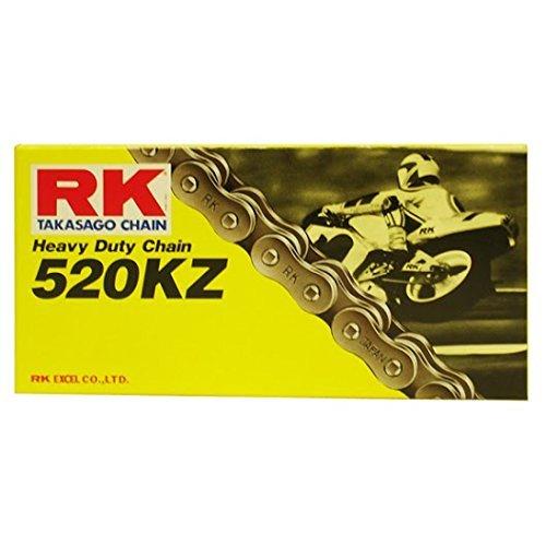 RK Racing Chain 520KZ6-120 120-Links Heavy Duty Motorcycle MX Racing Chain