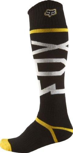 Fox Racing Fri Thick Socks - Medium/black/yellow