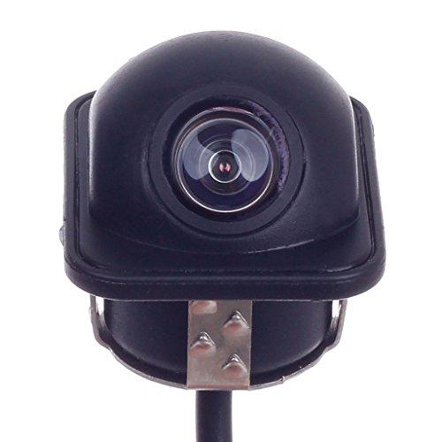 Motoraux Pz408 Universal Waterproof Wired Cmos Car Rearview Camera