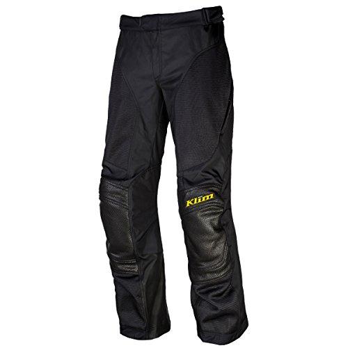 Klim Voyage Air Mens Dirt Bike Motorcycle Pants - Black  Size 36