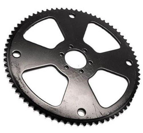 74 Tooth 35 Chain Rear Wheel Sprocket 6-bolt for Apollo 40cc Mini Dirt bike Baja DoodleBug 97cc miniBike Motovox MBX10 MBX11