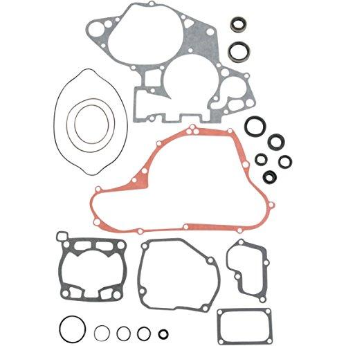 Moose Racing Comp Gasket Kit WOil Seal Suzuki RM-125 98-00