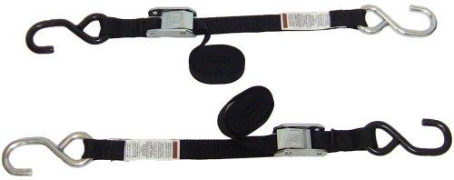 Ancra 47295-10 Black Lites Tiedowns
