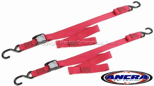 Ancra Original Tie-Downs - --Red